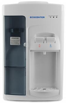 Водный диспенсер Ecocenter T-T32EC с нагревом и электронным охлаждением