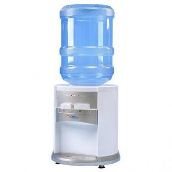 Кулер для воды LB-ТWB0,5-5Т32 white с турбонагревом и электронным охлаждением
