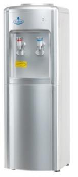 Кулер для воды SMixx 09LD серебристый с нагревом и электронным охлаждением