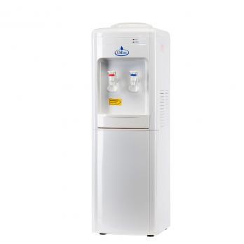 Кулер напольный с нагревом и электронным охлаждением SMixx 08 LD белый
